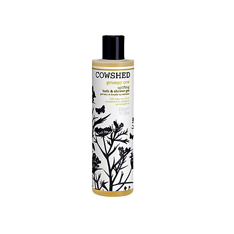 Buy Cowshed Grumpy Cow Uplifting Bath & Shower Gel, 300ml Online at johnlewis.com