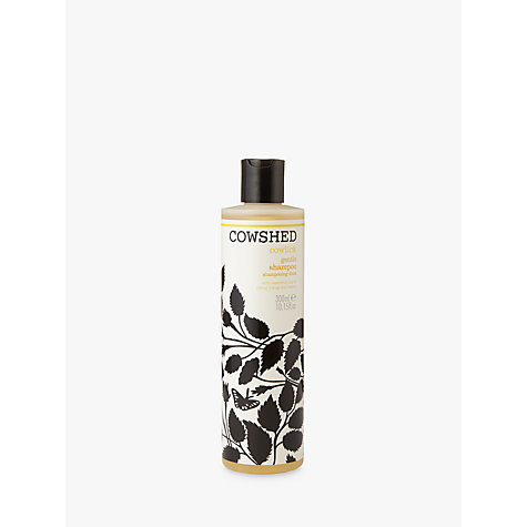 Buy Cowshed Cowlick Gentle Shampoo, 300ml Online at johnlewis.com