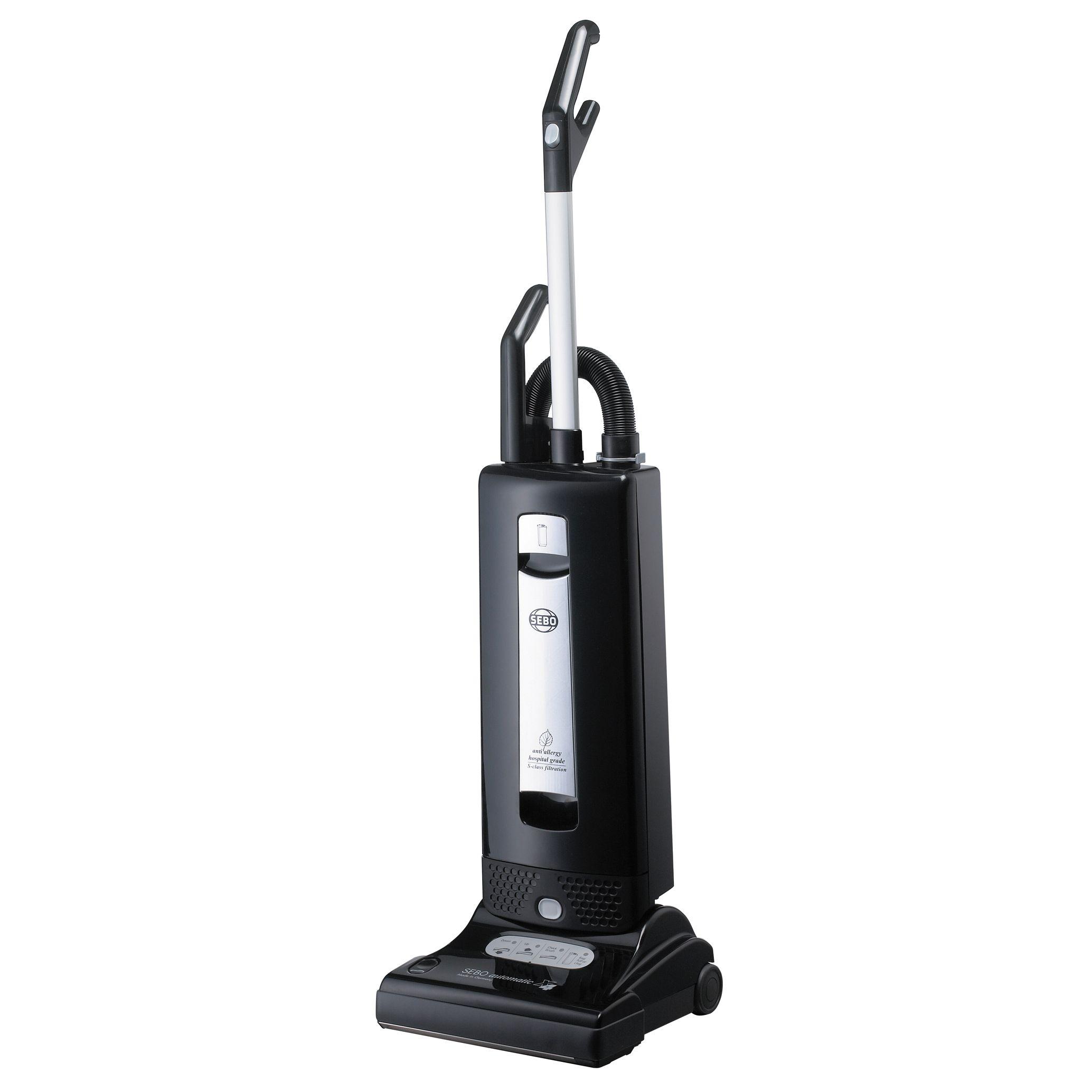 Sebo X4 Pet Upright Vacuum Cleaner