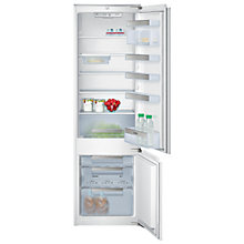 Buy Siemens KI38VA50GB Integrated Fridge Freezer, White Online at johnlewis.com