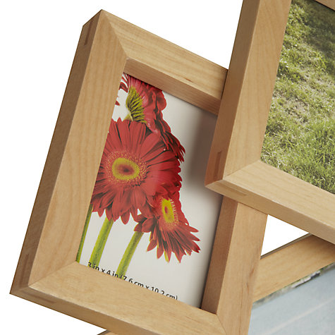 Buy Umbra Mosh Multi-aperture Frame, 4 Photo Online at johnlewis.com