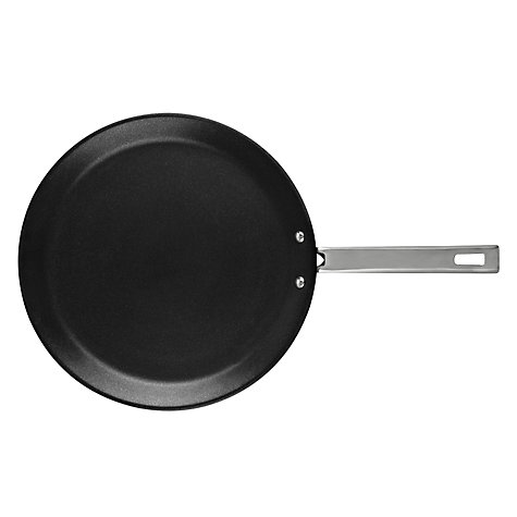 how to cook pancakes in stainless steel pan