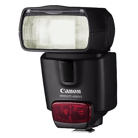 Buy Canon Speedlite 430EX II Flash Online at johnlewis.com