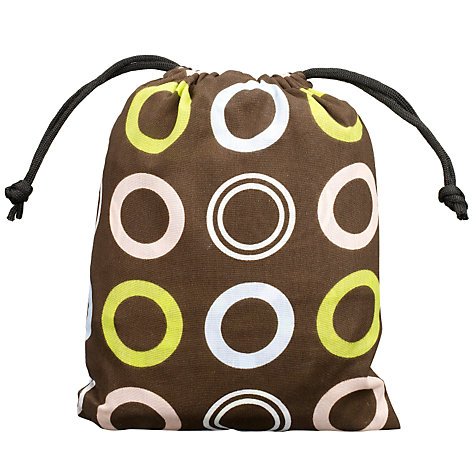 Buy Totseat Portable Baby Seat, Chocolate Chip Online at johnlewis.com