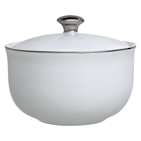 Buy Queensberry Hunt for John Lewis Platinum Covered Sugar Pot Online at johnlewis.com