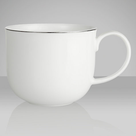 Buy Queensberry Hunt for John Lewis Platinum Mug Online at johnlewis.com