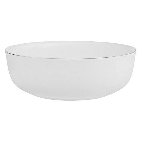 Buy Queensberry Hunt for John Lewis Platinum Salad Bowl Online at johnlewis.com