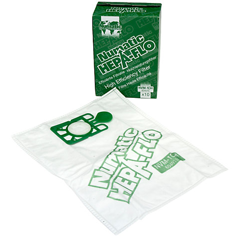 Buy Numatic Henry HEPA Vacuum Cleaner Bags, Pack of 10 Online at johnlewis.com