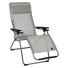 Buy Lafuma Futura Outdoor Relaxer, Siegle Online at johnlewis.com
