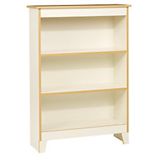 Buy John Lewis Nouveau Bookcase, Ivory Online at johnlewis.com
