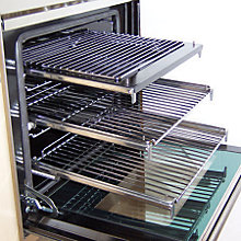 Buy Britannia AC/KGS60 Telescopic Sliding Oven Shelves Online at johnlewis.com
