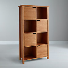 Buy John Lewis Wimbledon Tall Bookcase Online at johnlewis.com