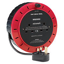 Buy John Lewis Extension Reel, 5M Online at johnlewis.com