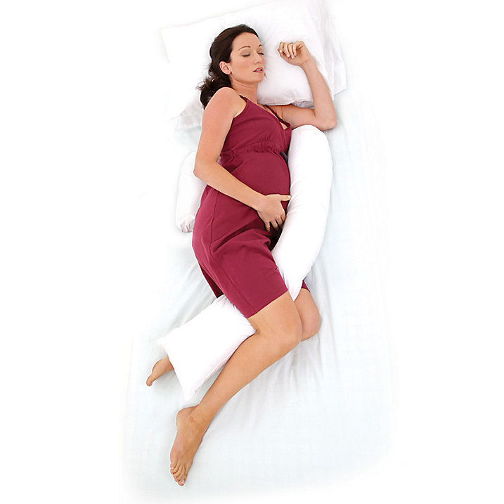 Buy DreamGenii Maternity and Nursing Pillow Online at johnlewis.com