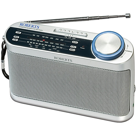 Buy ROBERTS R9993 Radio Online at johnlewis.com