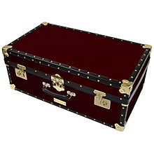 Buy John Lewis 91L Traditional Attaché Trunk Online at johnlewis.com