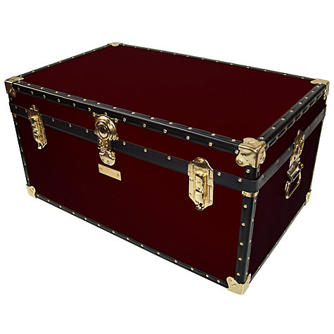 Buy John Lewis 173L Traditional Storer Trunk Online at johnlewis.com