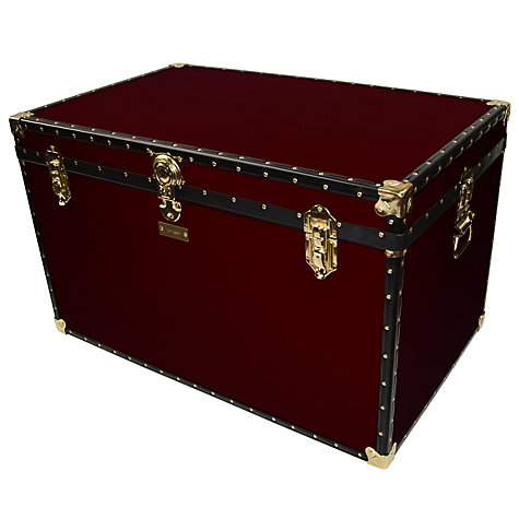Buy John Lewis 363L Traditional King Trunk Online at johnlewis.com