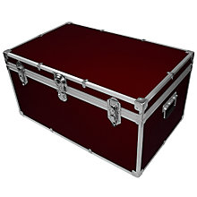 Buy John Lewis 173L Fortified Storer Trunk Online at johnlewis.com