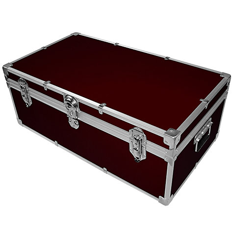 Buy John Lewis 159L Fortified Steamer Trunk Online at johnlewis.com