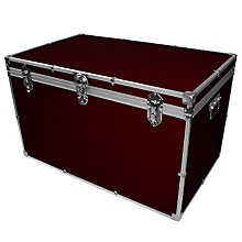 Buy John Lewis 363L Fortified King Trunk Online at johnlewis.com