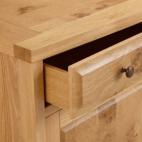 Buy John Lewis Burford 2-drawer Sideboard Online at johnlewis.com