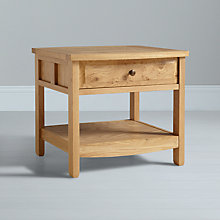 Buy John Lewis Burford Lamp Table Online at johnlewis.com