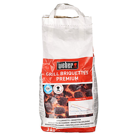 Buy Weber Charcoal Briquettes, 3kg Online at johnlewis.com