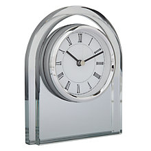 Buy John Lewis Apollo Mantel Clock Online at johnlewis.com