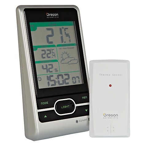 Buy Oregon Weather Station BAR206 Online at johnlewis.com
