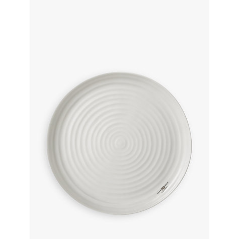 Buy Sophie Conran for Portmeirion Platter, White, 30.5cm Online at johnlewis.com