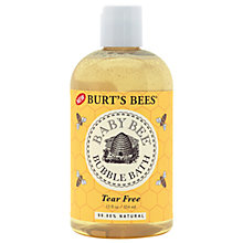 Buy Burt's Bees Baby Bubble Bath, 354ml Online at johnlewis.com