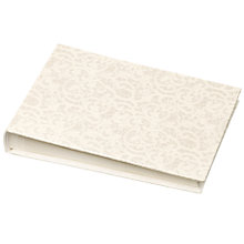 Buy John Lewis Lace Wedding Collection Self Adhesive Photo Album Online at johnlewis.com