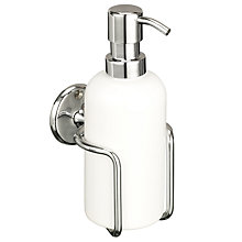 Buy Samuel Heath Curzon Wall Soap Pump Online at johnlewis.com