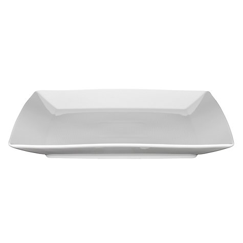 Buy Rosenthal Thomas Loft Square Platter, 27cm Online at johnlewis.com