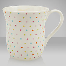 Buy Portmeirion Secret Garden Porcelain Mug Online at johnlewis.com
