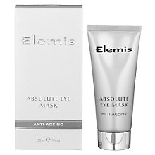 Buy Elemis Absolute Eye Mask Online at johnlewis.com
