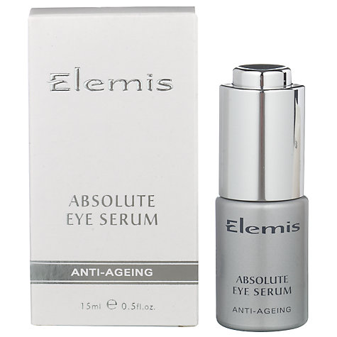Buy Elemis Absolute Eye Serum Online at johnlewis.com