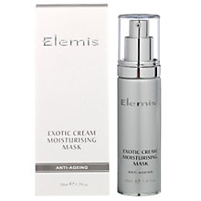 Buy Elemis Exotic Cream Moisturising Mask Online at johnlewis.com
