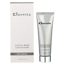 Buy Elemis Gentle Rose Exfoliator Online at johnlewis.com