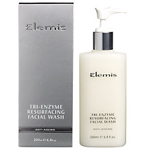 Buy Elemis Tri-Enzyme Resurfacing Facial Wash Online at johnlewis.com