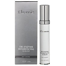 Buy Elemis Tri-Enzyme Resurfacing Serum Online at johnlewis.com