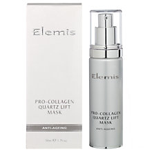 Buy Elemis Pro-Collagen Quartz Lift Mask Online at johnlewis.com