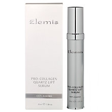 Buy Elemis Pro-Collagen Quartz Lift Serum Online at johnlewis.com