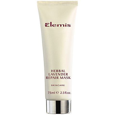 Buy Elemis Skincare Herbal Lavender Repair Mask Online at johnlewis.com