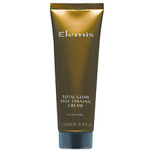 Buy Elemis Sunwise Total Glow Self Tanning Cream, 125ml Online at johnlewis.com