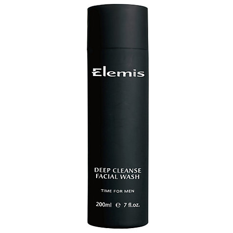 Buy Elemis Deep Cleanse Facial Wash Online at johnlewis.com