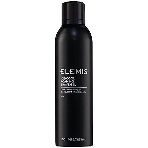 Buy Elemis Ice Cool Foaming Shave Gel Online at johnlewis.com