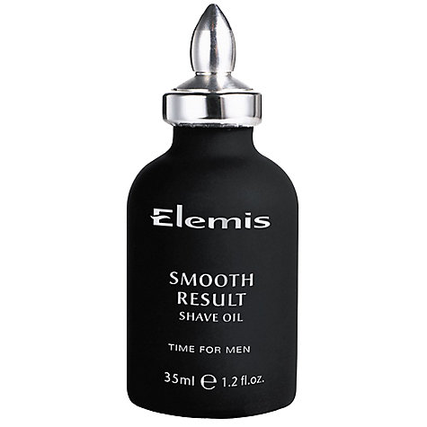 Buy Elemis Smooth Result Shave Oil Online at johnlewis.com