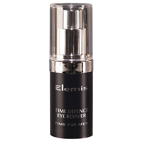 Buy Elemis Time Defence Eye Reviver Online at johnlewis.com
